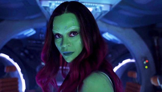 imagen Hombre demanda a su cita por usar el teléfono mientras veían 'Guardians of the Galaxy vol. 2'