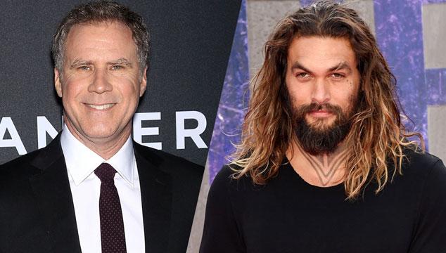 imagen Will Ferrell y Jason Momoa (Aquaman) serán padre e hijo en una comedia