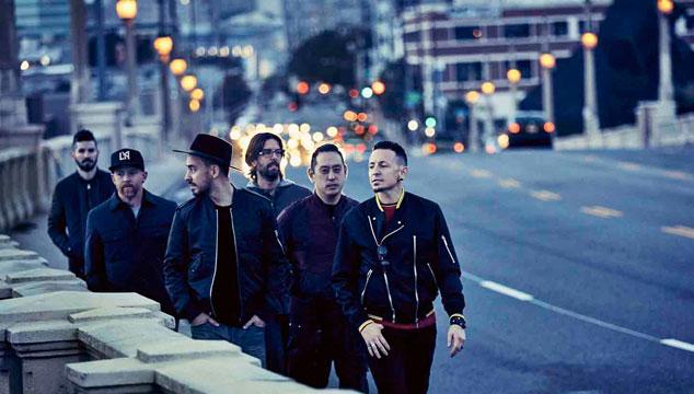 imagen Escucha completo 'One More Light', el nuevo disco de Linkin Park