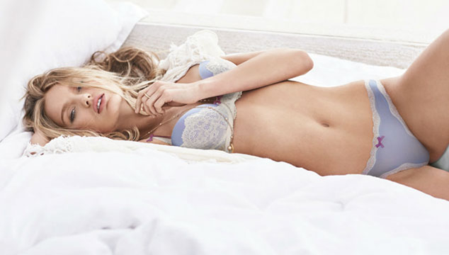 imagen Las sensuales fotos en ropa interior de Kate Grigorieva, la rusa que desfila para Victoria's Secret