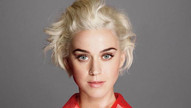 imagen Katy Perry revela una nueva y rara portada para su próximo disco