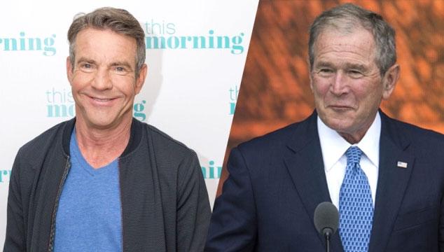 imagen Dennis Quaid será George W. Bush en 'American Crime Story: Katrina'