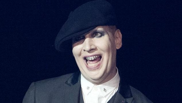 imagen Marilyn Manson da detalles de su nuevo álbum y le cambia el nombre