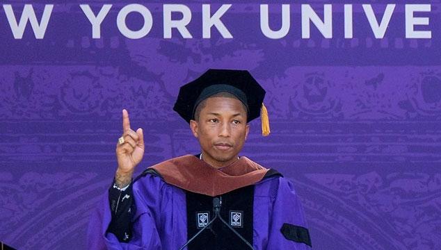 imagen El apasionado discurso de Pharrell Williams sobre los derechos de las mujeres