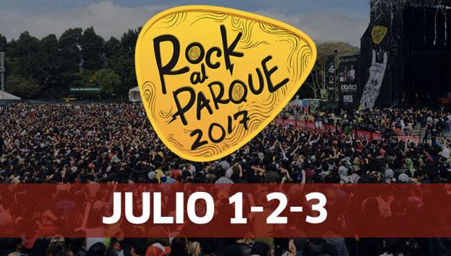 imagen Gillman y Los Crema Paraíso tocarán en el Festival Rock al Parque 2017