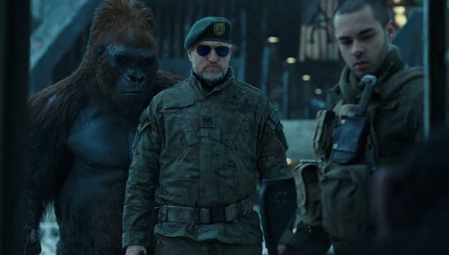 imagen Tráiler final de 'War For The Planets of the Apes'