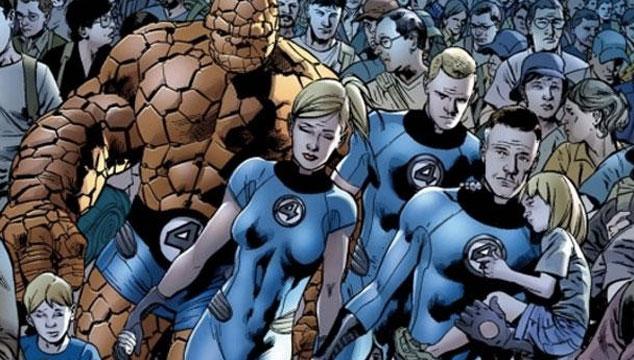 imagen Se rumora que harán otro reboot de 'Los Cuatro Fantásticos'