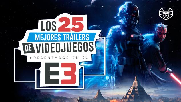 imagen Los 25 mejores tráilers de videojuegos presentados en la E3