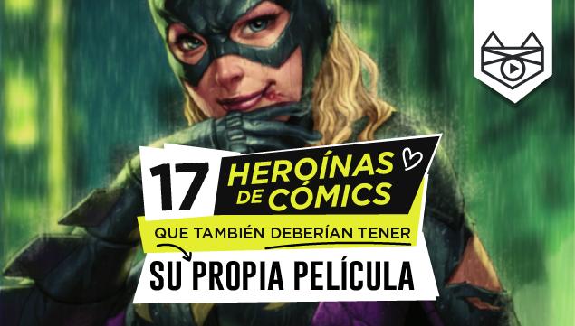 imagen 17 heroínas que también deberían tener su propia película tras el éxito de Wonder Woman