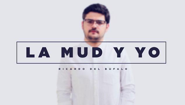 imagen Ricardo Del Bufalo estrena 'La MUD y Yo', un tema dedicado a la Mesa de la Unidad Democrática
