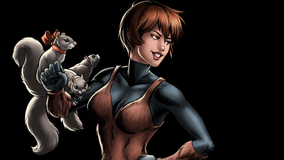 Squirrel-Girl