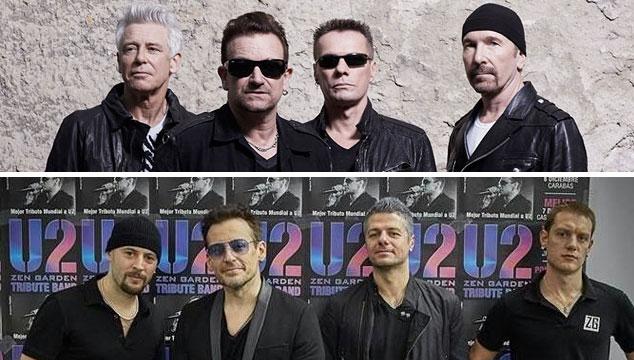 imagen Mientras en Latinoamérica tocará U2, a Venezuela vendrá una banda tributo a U2
