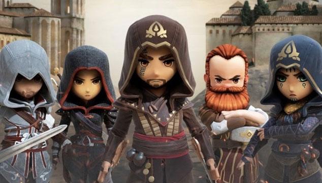 imagen Anuncian versión de 'Assassin's Creed' para dispositivos móviles