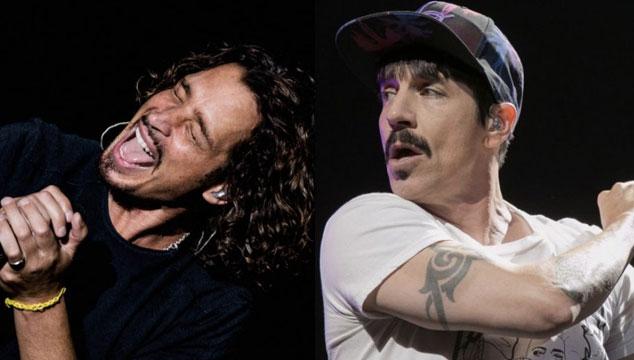 "imagen Anthony Kiedis (RHCP): ""No juzgo a Chris Cornell por suicidarse"""