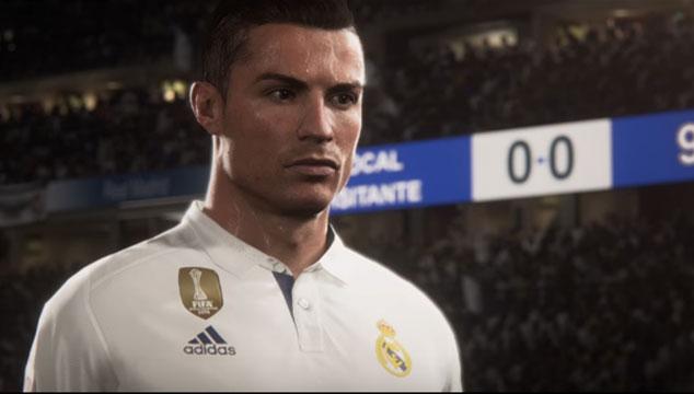 imagen Ya está aquí el primer tráiler de FIFA 18, protagonizado por Cristiano Ronaldo