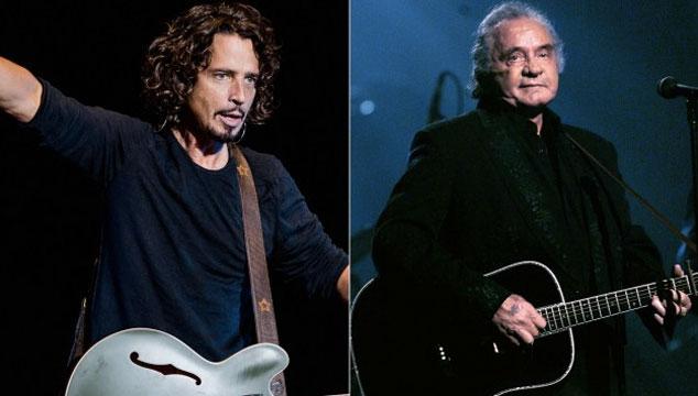 imagen Chris Cornell aparecerá en el nuevo disco de Johnny Cash