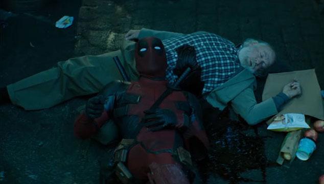 imagen Primera foto desde el set de 'Deadpool 2'