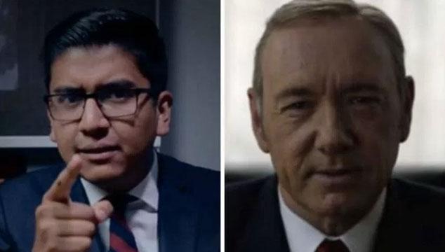 imagen Político mexicano plagia discurso de Frank Underwood en 'House of Cards'