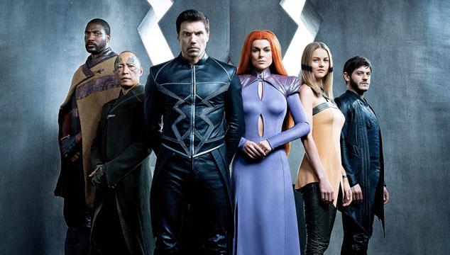 imagen Se filtra tráiler de 'Inhumans', la nueva serie de Marvel