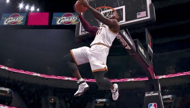 imagen Kendrick Lamar musicaliza el tráiler del nuevo 'NBA Live 2018'