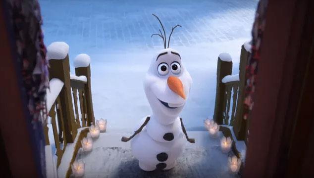 imagen Tráiler de 'Olaf's Frozen Adventure', el corto que Disney proyectará antes de 'Coco'