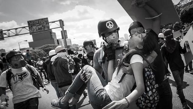 imagen Banda holandesa dedica canción y video a denunciar lo que pasa en Venezuela