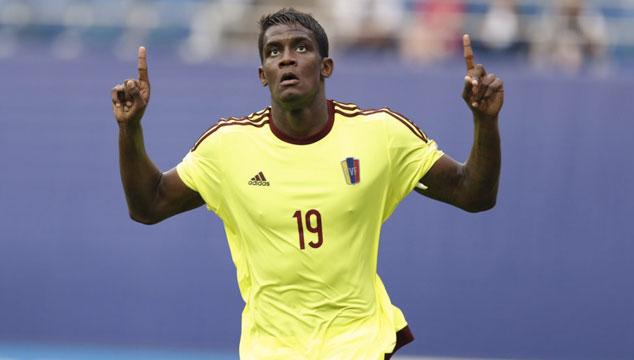 imagen Aquí pueden votar por el venezolano Sergio Córdova por el mejor gol en el Mundial Sub-20