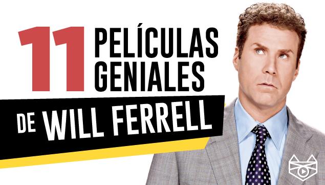 imagen 11 películas geniales de Will Ferrell
