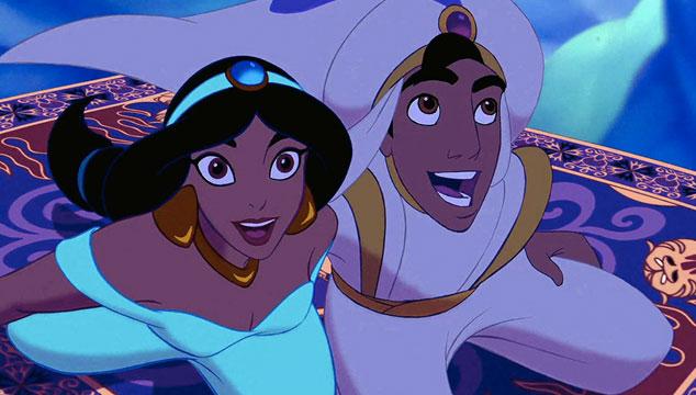 imagen La película de 'Aladdin' de Guy Ritchie encuentra a sus Aladdin y Jasmine