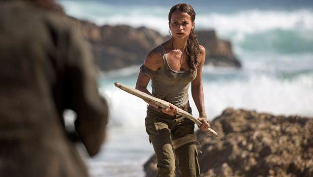imagen Nueva imagen de Alicia Vikander como Lara Croft en 'Tomb Raider'