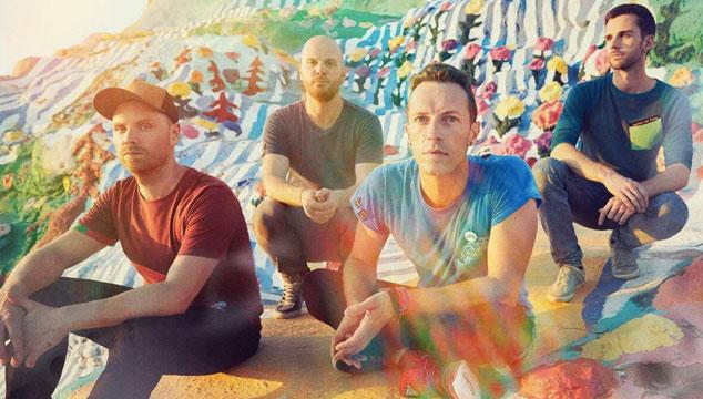 imagen Escucha 'Kaleidoscope', el nuevo EP de Coldplay