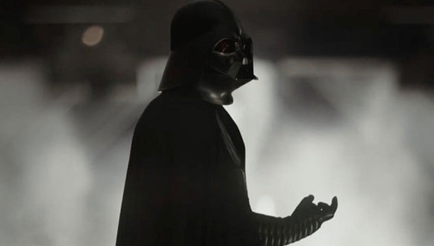 imagen Actor que hizo de 'Darth Vader' en 'Rogue One' fue visto en el set de la película de Han Solo