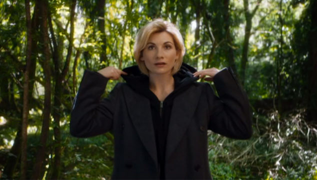 imagen Una mujer interpretará por primera vez a 'Doctor Who'