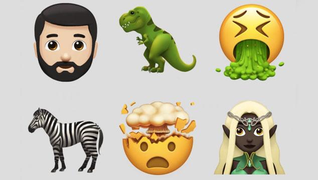 imagen Apple revela los próximos emojis
