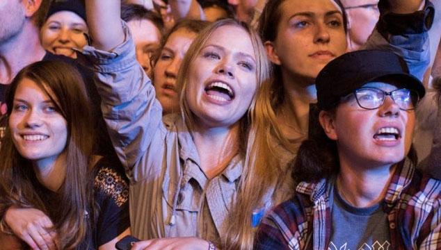 """imagen Suecia anuncia el primer festival de música sin hombres """"hasta que aprendan a comportarse"""""""