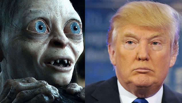 imagen Los tuits de Donald Trump, leídos con la voz de Gollum (VIDEO)