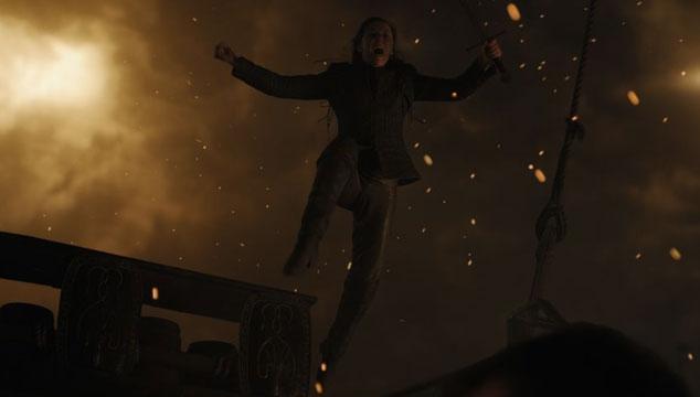 imagen Aquí un increíble video del making of del último capítulo de 'Game of Thrones'