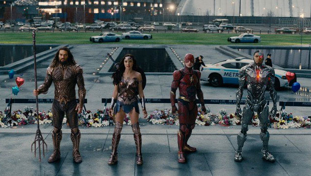 imagen Nuevo y espectacular tráiler de 'Justice League'