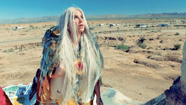 imagen Kesha regresa después de 4 años y un escándalo de abuso sexual con nuevo tema