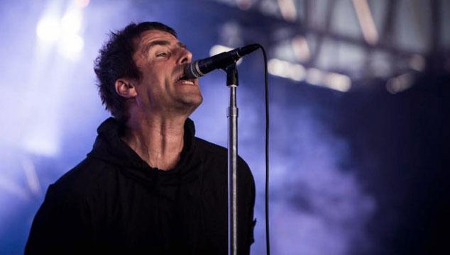 imagen Liam Gallagher estrenó tema durante concierto en Nueva York