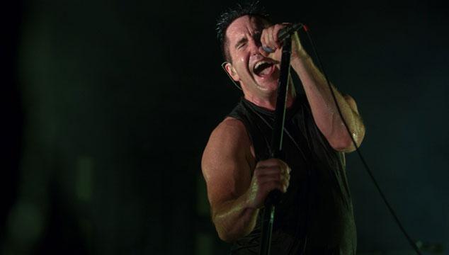 imagen Nine Inch Nails tocó nueva música y versionó a David Bowie en su primer concierto en 3 años