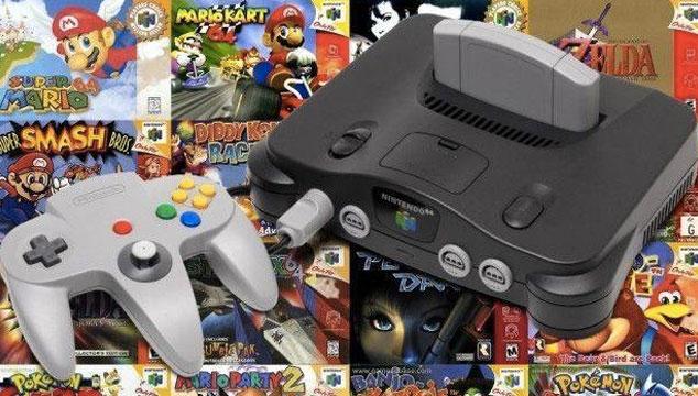 imagen Nintendo podría lanzar nueva edición del 'N64'