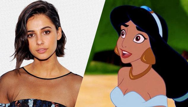 imagen Critican a Disney por la actriz elegida para interpretar a Jasmine en remake de 'Aladdin'