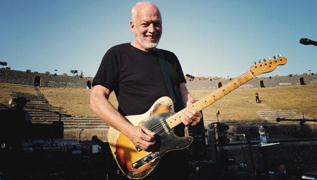 imagen Tráiler de 'Live At Pompeii', el nuevo DVD en vivo de David Gilmour