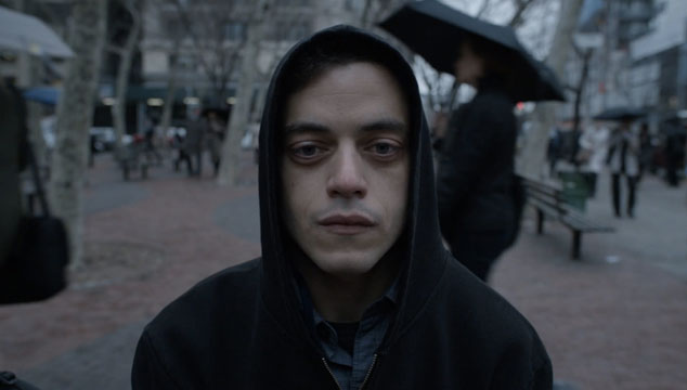 imagen Primera imagen de Elliot en la tercera temporada de 'Mr. Robot'