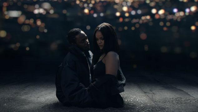 imagen Kendrick Lamar estrena video de 'Loyalty' junto a Rihanna