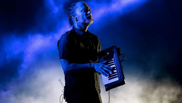 imagen Radiohead comparte grabación completa de su show en el Coachella 2017