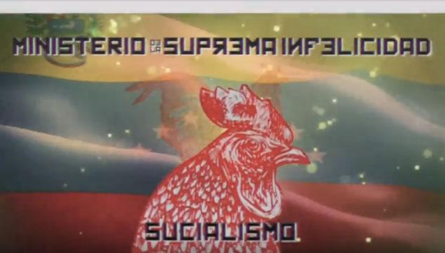 imagen 'Sucialismo', nuevo tema del Ministerio de la Suprema Infelicidad