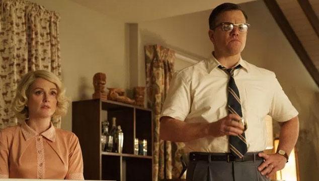 imagen Tráiler de 'Suburbicon', nueva película de George Clooney, escrita por los Coen y protagonizada por Matt Damon