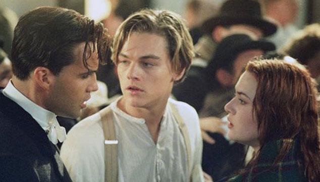 imagen La minireunión del reparto de 'Titanic': Leonardo DiCaprio, Kate Winslet y Billy Zane (FOTO)